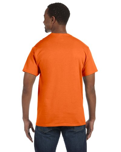 Hanes Tagless T-Shirt Orange