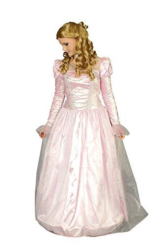 Rosa Prinzessin Kostüm Damen Gr. -
