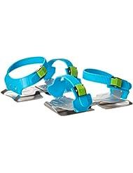 Powerslide 902190 Snow Glider Patins à glace pour enfant Bleu Pointure 24-31