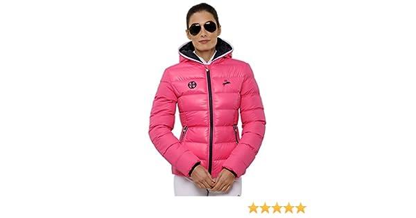 SPOOKS Damen Jacke, Kapuzen Jacke Mädchen Kinder Frauen, Damenjacke, Übergangsjacke, Herbstjacke bequem & anschmiegsam Ulli Jacket Black XS