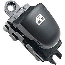 TOOGOO Interruptor de Ventana Eléctrica de Auto para Nissan Qashqai /Altima/Sylphy/Tiida