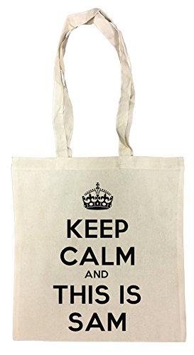 keep-calm-and-this-is-sam-sac-a-provisions-en-coton-reutilisable-cotton-shopping-bag-reusable