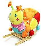 Schaukeltier Schmetterling Mädi Schaukelpferd mit Sitz für Kleinkinder