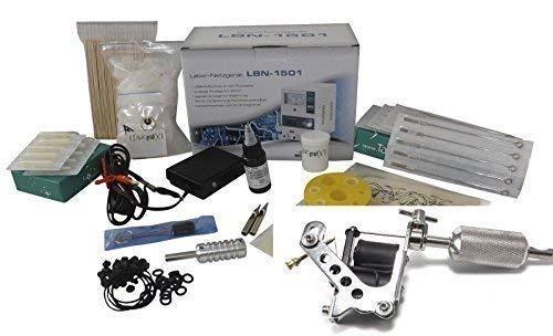 INKgrafiX®TATTOO SET 10Wrap Maschine IG-27 - KOMPLETTSET InkgrafiX® Deutschland!