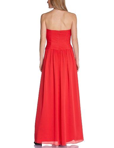 Manoukian - robe - bustier - synthétique - femme Rouge (Lollipop)