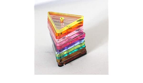 Glasfacettperlen rund irisierend LILA 4mm 100 Stück