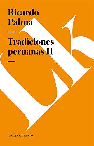 Tradiciones Peruanas II Cover Image