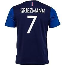 2547be90fccd8 Equipe de FRANCE de football - Camiseta oficial de la selección de Francia  de fútbol FFF