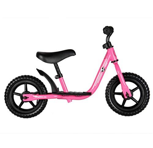 Ping Auto Di Equilibrio Dei Bambini 1 6 Anni 10 Pollici Senza Pedale Bicicletta Bambino Yo Auto Due Ruote Scooterpink