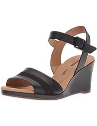 36b92d0cd4886 Amazon.fr   Clarks - Sandales   Chaussures femme   Chaussures et Sacs