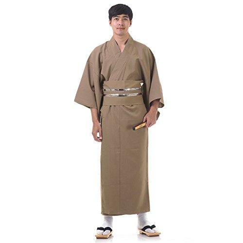 Japanischer Herren Yukata 100% Baumwolle - 2