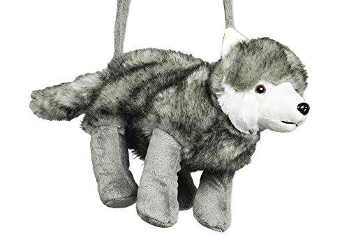 Handtasche Wolf zum Kostüm (Wolf Und Kostüme Rotkäppchen)