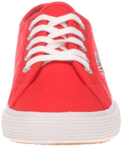 Superga 2950-COTJ S003IH0, Unisex - Kinder Sneaker Rot