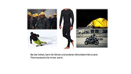 Skiunterwäsche Herren Set