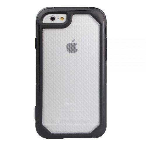 Griffin GB41557 Survivor Adventure Custodia per iPhone 6/6s, Nero/Trasparente