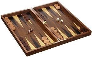 Philos-Spiele - Backgammon, para 2 jugadores (importado)