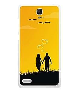 Fuson Designer Back Case Cover for Xiaomi Redmi Note :: Xiaomi Redmi Note 4G :: Xiaomi Redmi Note Prime (Girl Friend Boy Friend Men Women Student Father Kids Son Wife Daughter )