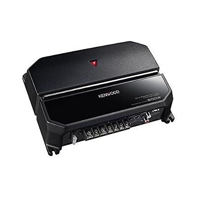 Kenwood KACPS702EX 2 Channel Power Amplifier, 550 W