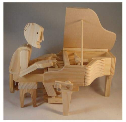 Timberkits: Pianist Kit. Für Klavier