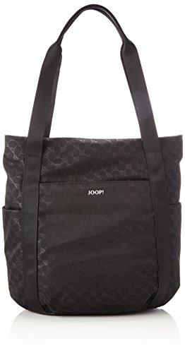Joop! Damen Nylon Cornflower S Fena Shopper Mvz Tote, Schwarz (Black), 15x31x26 cm -