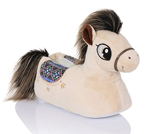 snuggles-clothing-para-mujer-comodas-novedad-3d-animal-pantuflas-pony-polly-38-395-eu-m