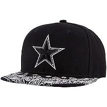9f48439406f8d ZARLLE Gorras Beisbol Hombre Mujer Sombrero De Snapback Plano Al Aire Libre  Flor Hip-Hop