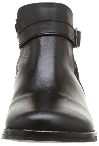 Start Rite Holly, Bottines fille Noir (Black Leather)