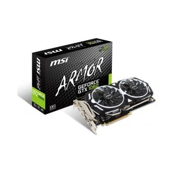 TARJETA GRÁFICA MSI GTX 1060 ARMOR OCV1 6GB GDDR5: Amazon.es ...