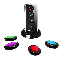 Nestling® Schlüsselfinder mit Transmitter elektronische Hilfe zum Aufspüren von Schlüssel electronic keyfinder