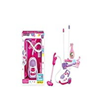 Vacuum Cleaner Children Cleaning Toys Set