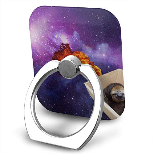 ace Box Ship Finger Ring Holder, Universal Cell Phone Ring Grip Stand Support for iPhone Android Phone ()