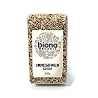 Biona Organic Sunflower Seeds, 500g