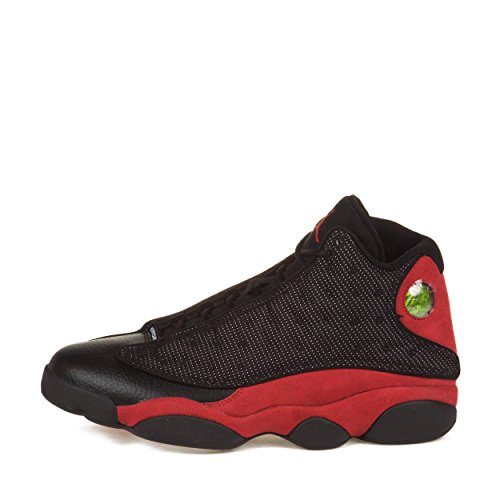 "41 c3lQT0BL. SS500  - s Air Jordan Retro 13 ""Bred"" Suede Basketball Shoes"