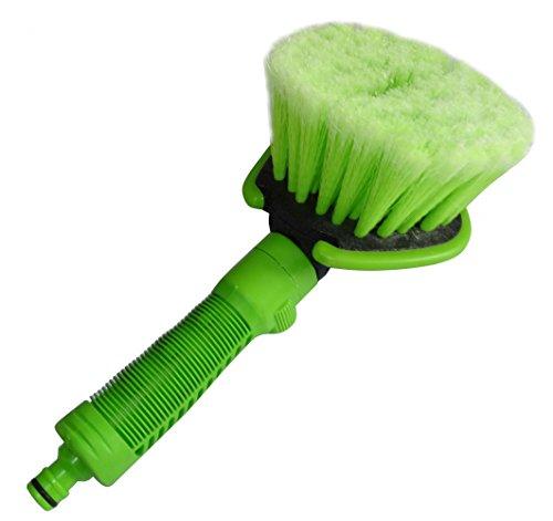 AERZETIX: Auto Waschbürste mit Schnellkupplungsanschlussschlauch C17126