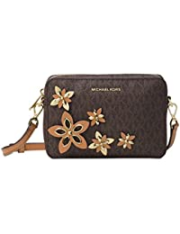 MICHAEL Michael Kors Flowers Pouches Medium Camera Bag Cross Body