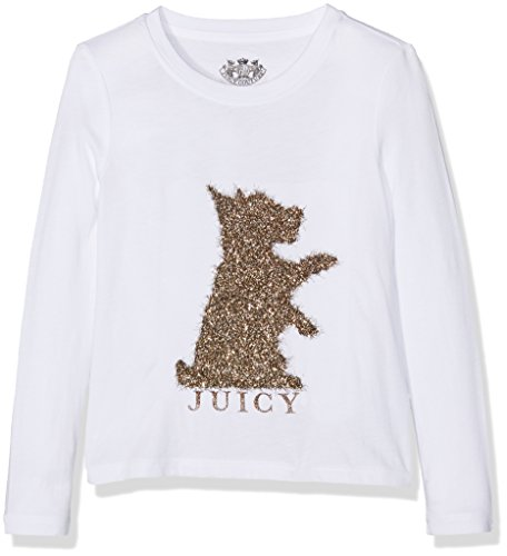 juicy-couture-knt-iconic-scottie-graphic-tee-t-shirt-bambina-bianco-6-7-anni