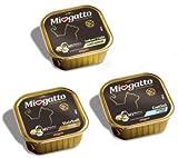 MORANDO Spa MIOGATTO STERIL PESCE AZZURRO/SALMONE GRAIN FREE 100 G