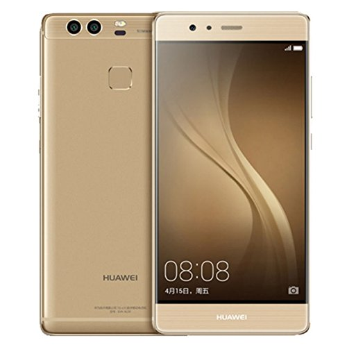 "Huawei P9 4G 32GB Gold - smartphones (13.2 cm (5.2""), 32 GB, 12 MP, Android, 6.0, Gold)"