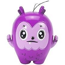 Little Kids Moji Mi Living Emoticons Figure, Purple by Little Kids