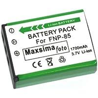 Maxsimafoto®–NP-85Np851700mAh batterie Compatible pour Fujifilm FinePix SL1000, SL240, SL245, SL260, SL280, SL285, SL300, SL305, S1, Fnp-85.