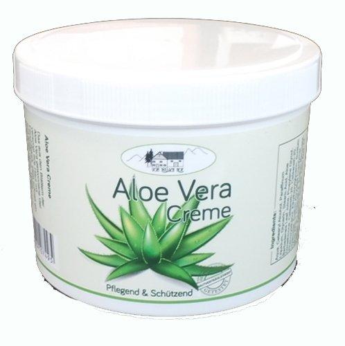 Aloe Vera Creme 500ml - vom Pullach Hof