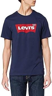 Levi's GRAPHIC SETIN NECK HM GRAPHIC DRESS BL Tişört E
