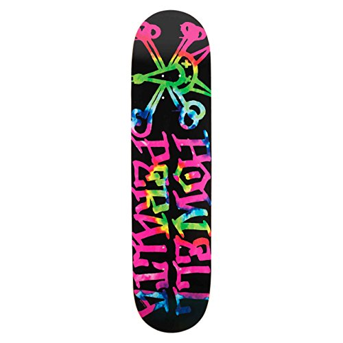Powell Peralta Vato Rat Tie-Dye Deck Black 8.0