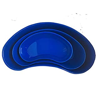 Set of 3 Kidney Trays Kidney Dish (3 Different Sizes) 6