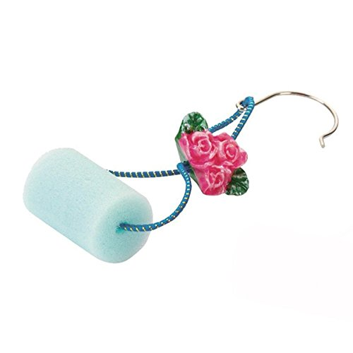 Westmark Tropfenfänger, Ideal für Teekannen, Schaumstoff/Keramik/Stahl, Butterfly, 15272280
