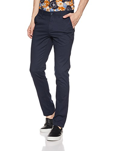 Diverse Men's Slim Fit Casual Tr...