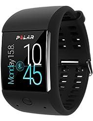 POLAR Smartwatch M600 - M/L - inklusive Herzfrequenzsensor H7 - Schwarz/Black