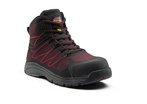 Chaussures de sécurité Liberty FC9530 BKR 12