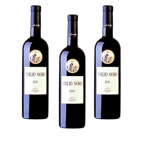 emilio moro Emilio Moro - Rotwein - 3 Flaschen