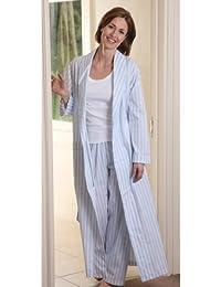 The Irish Linen Store Eve Clasic coton Pyjama pantalon